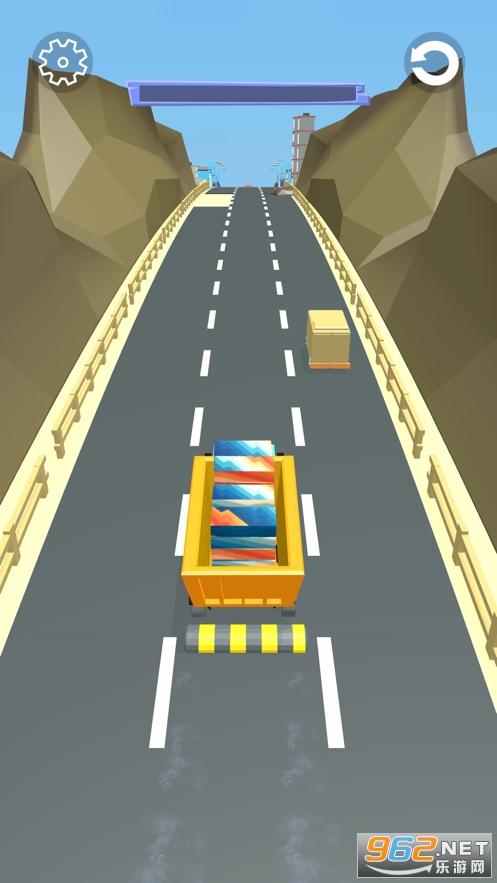 货车荷载3D游戏ios版截图4