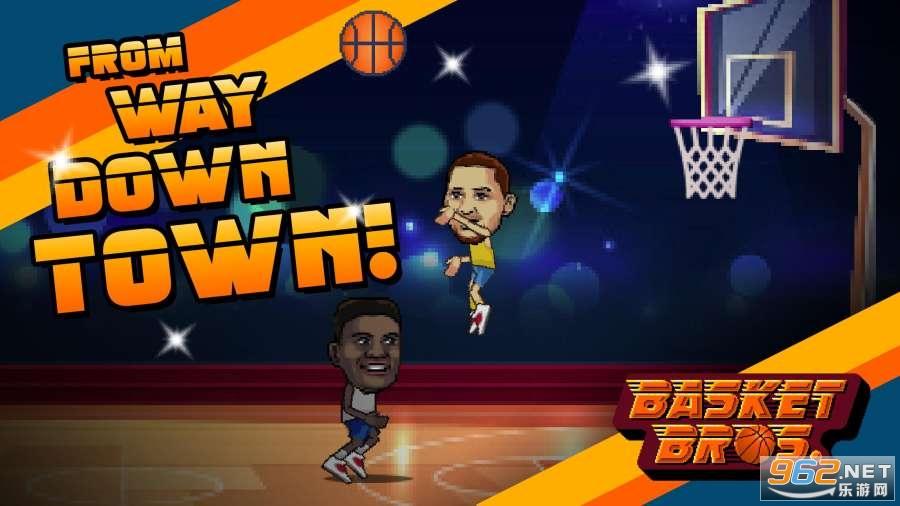 篮球兄弟大作战BasketBros.io游戏v1.0.0安卓版截图2