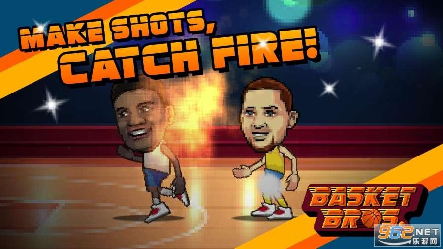 篮球兄弟大作战BasketBros.io游戏v1.0.0安卓版截图3