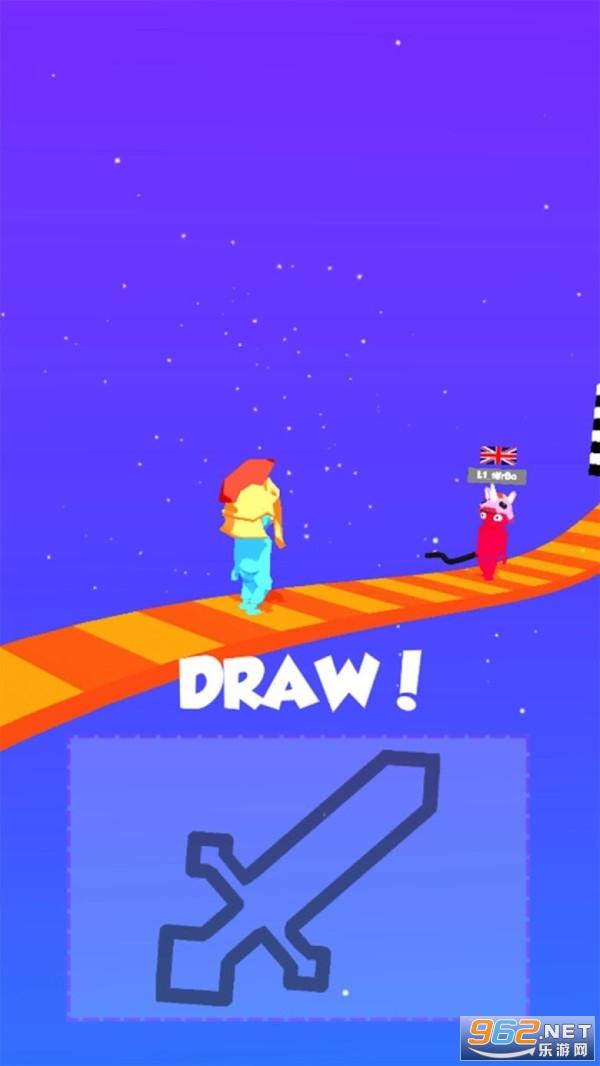 绘画对决3D游戏v0.1 无广告截图3
