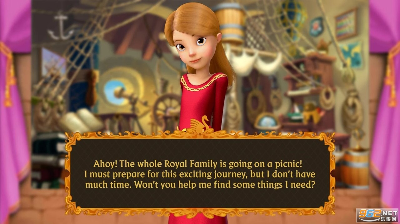 天鹅公主隐藏的故事v1.65最新版截图5