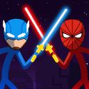 火柴人面具超级英雄无敌版v1.0.1 全角色解锁