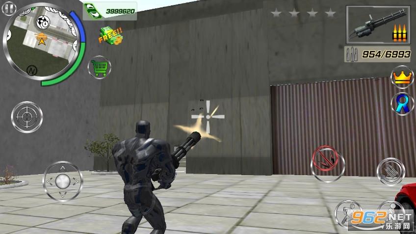 英雄犯罪模拟器破解版v1.05 内购版截图2
