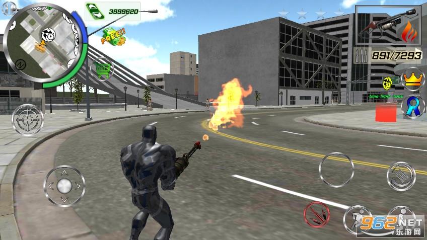 英雄犯罪模拟器破解版v1.05 内购版截图3