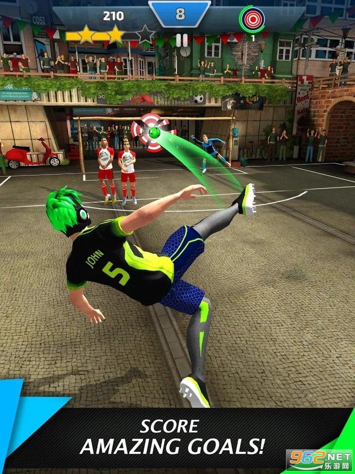 全明星足球游戏(All-Star Soccer)v3.1.2安卓版截图3