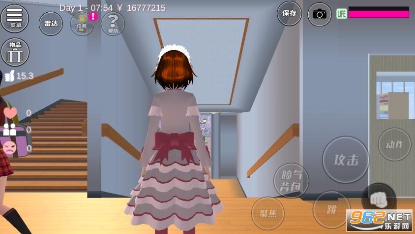 樱校模拟器最新版女王v1.035.17 联机版截图1