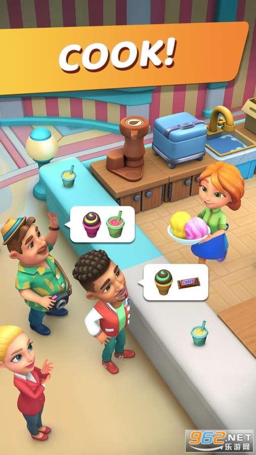 厨房之星KitchenStars游戏v0.19.0最新版截图0