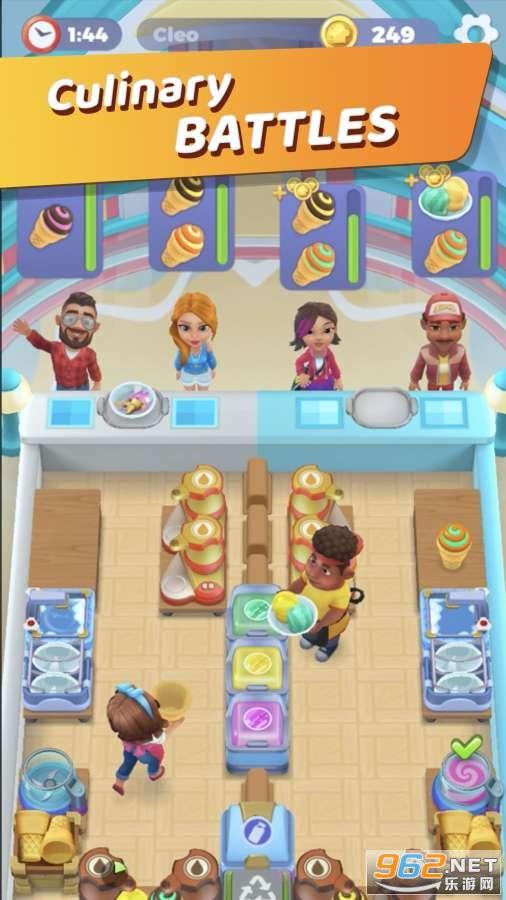 厨房之星KitchenStars游戏v0.19.0最新版截图3