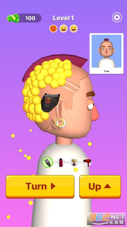 葬爱理发店小游戏v1.0.2手机游戏截图0