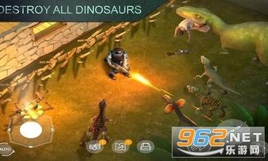侏罗纪末日生存游戏2020最新破解版v2.7.0免费版截图2