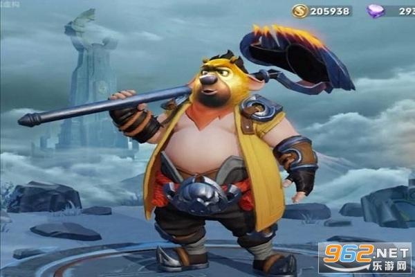 王者荣耀熊出没版新版本截图0