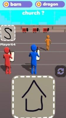绘画短跑游戏最新版v0.0.1官方版截图0