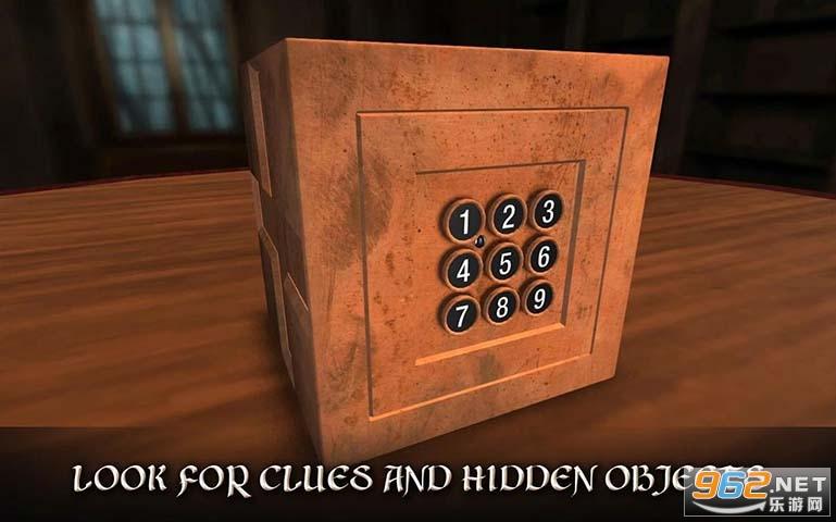 秘密之盒逃生中文完整版v1.12 去广告截图2