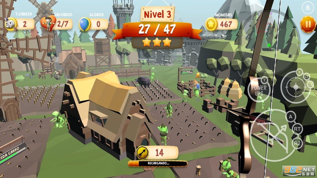 最后的王国僵尸战争手游安卓版v1.2最新版截图1