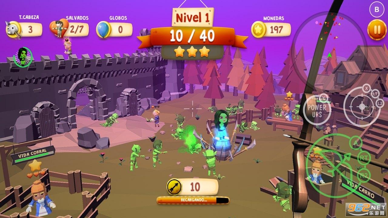 最后的王国僵尸战争手游安卓版v1.2最新版截图4