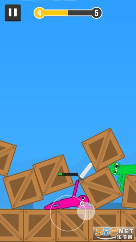 火柴人沙雕对决破解版v0.3免费版截图4