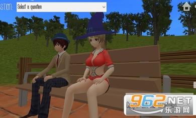 虚拟女友模拟器无限金币钻石版v0.3.3 全服装解锁截图1
