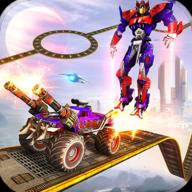 飞行怪物机器人战斗游戏v1.3 破解版
