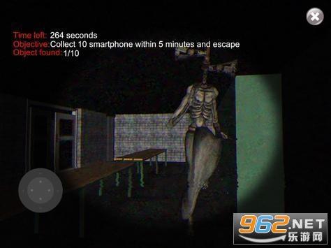 警笛头进攻游戏v3 (SirenHead Attack)截图0