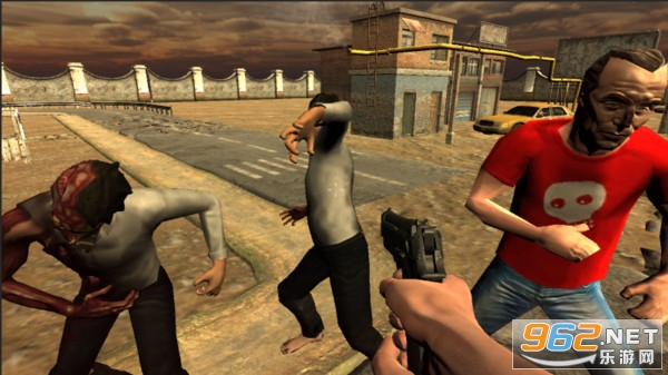 僵尸狙击手英雄中文版v1.3 全武器解锁截图2