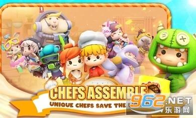 厨房战斗手机版最新版v0.9.3.3.9中文版截图1