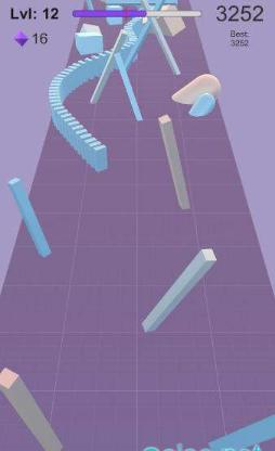 火柴多米诺3D游戏ios版v1.2 官方版截图1