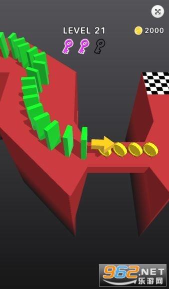 火柴多米诺3D游戏ios版v1.2 官方版截图2