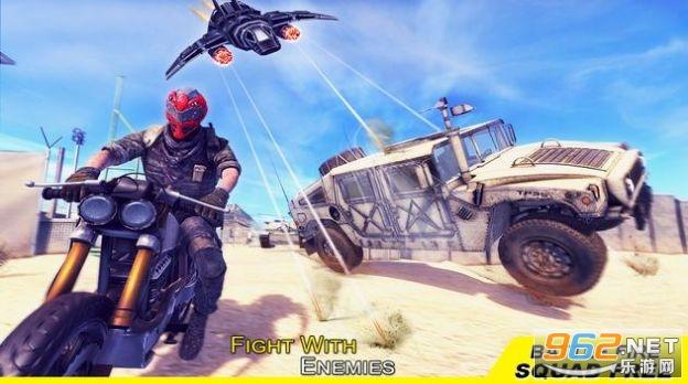 战火小队生存手游v3武器解锁版截图3