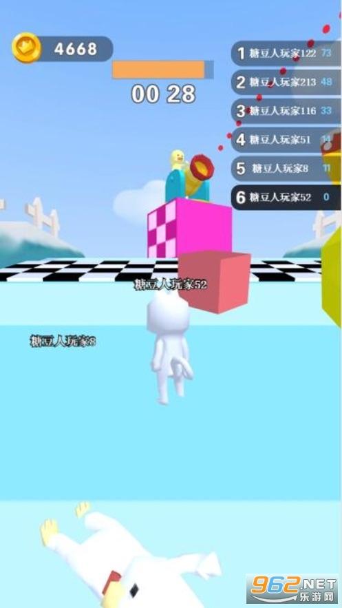 糖豆人終極淘汰賽測試版v6.0 蘋果版截圖2