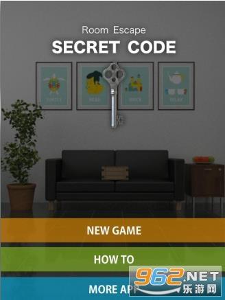 密室逃脱秘密代码