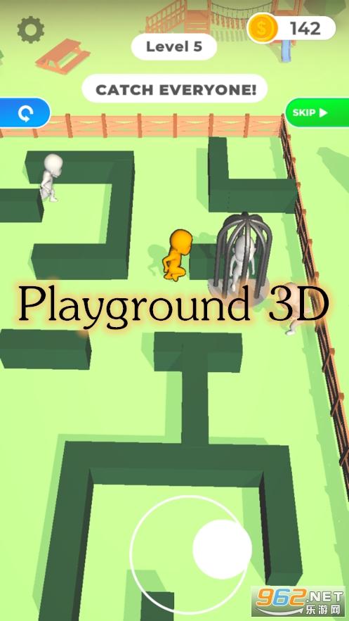 Playground 3D游戏