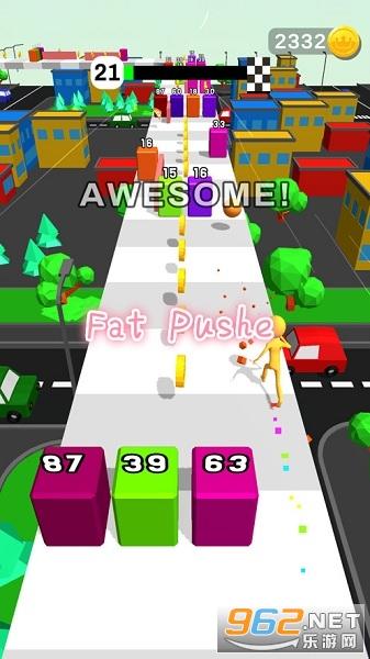 Fat Pusher游戏