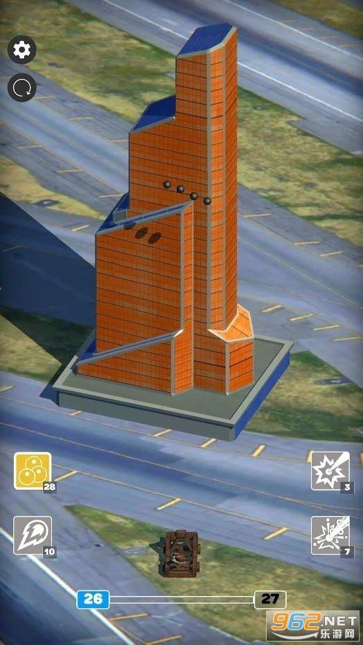 炸楼游戏v6 安卓版截图0