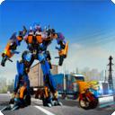 重型卡车机器人英雄手游v39 最新版