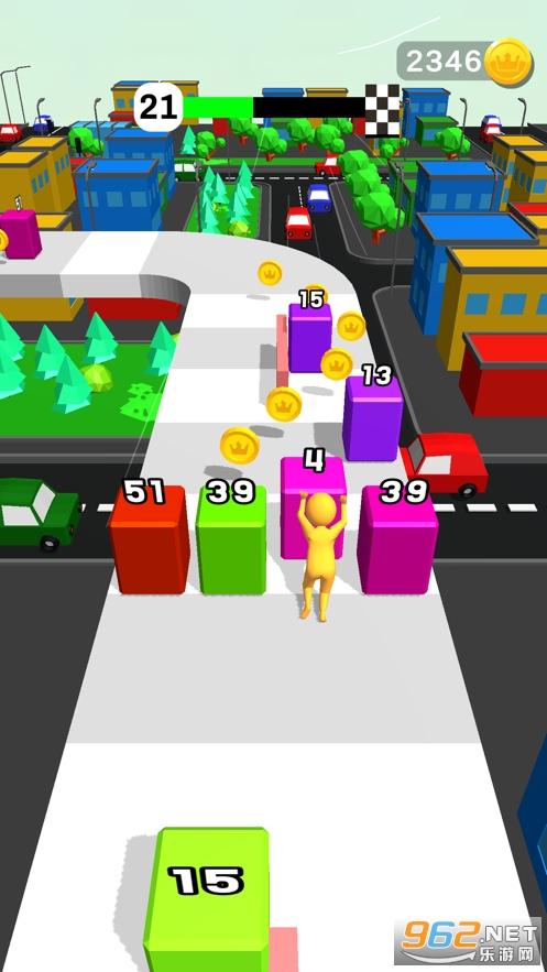 Fat Pusher游戏v1.0 官方版截图2