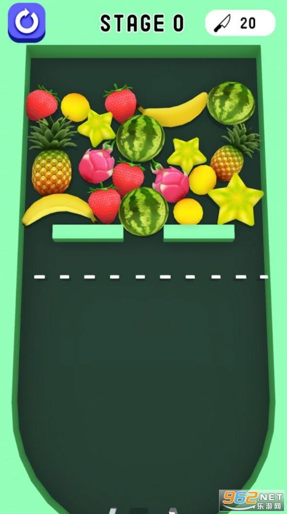 欢乐果汁店小游戏安卓版截图1