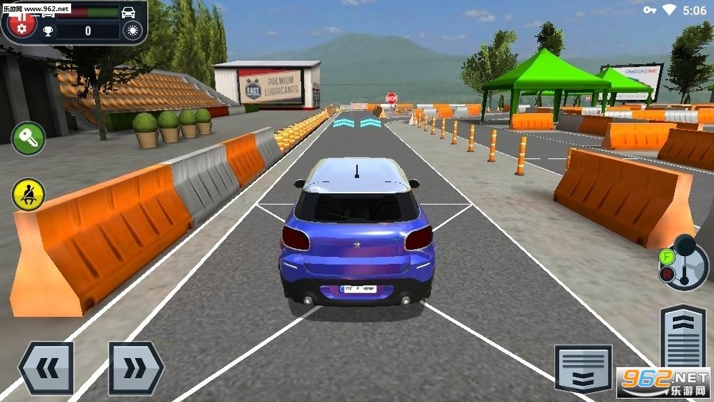 驾校模拟CarDrivingSchoolSimulator2020v3.0.2中文版截图0