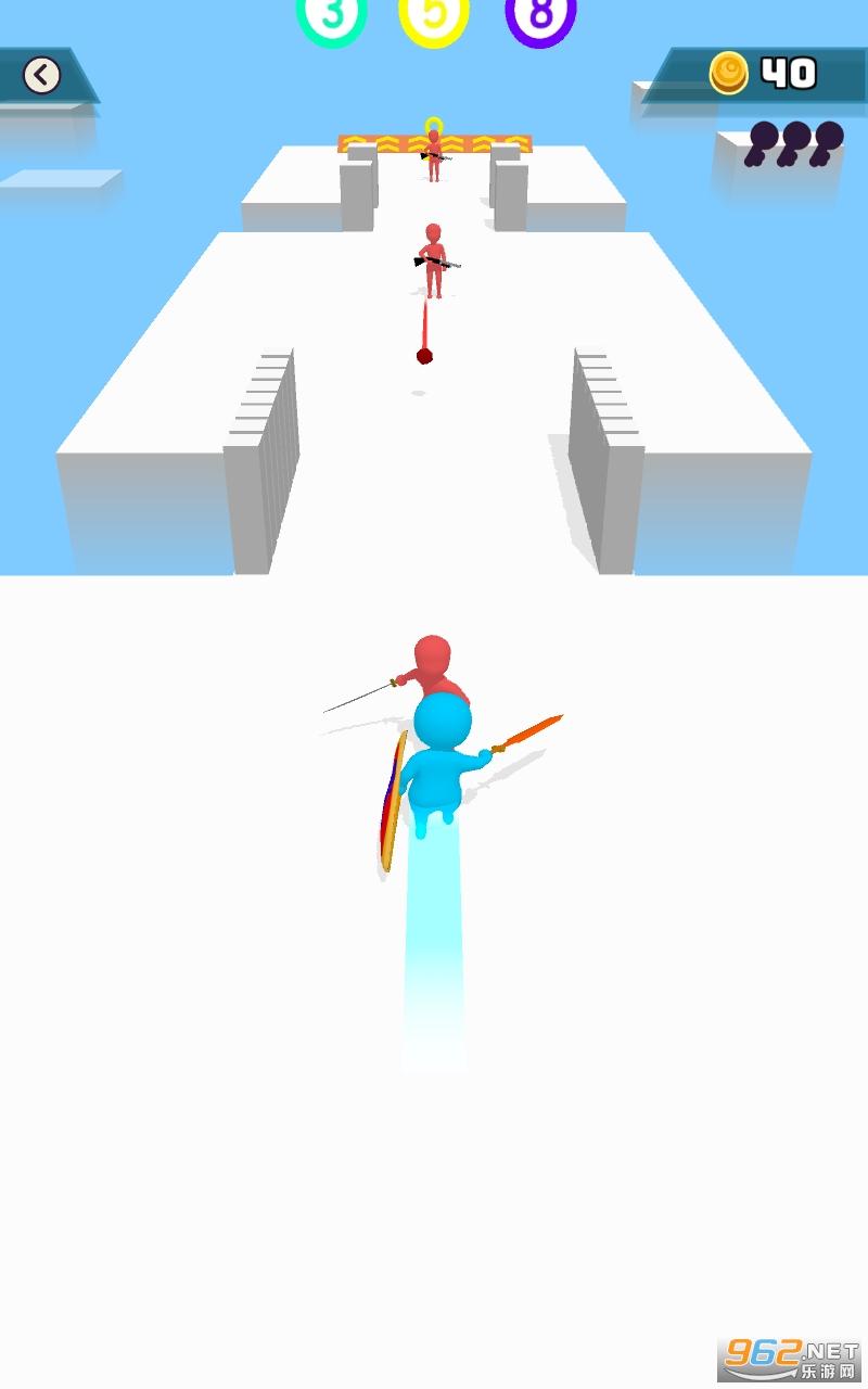闪光武士2免费版v1.1 无敌版截图0