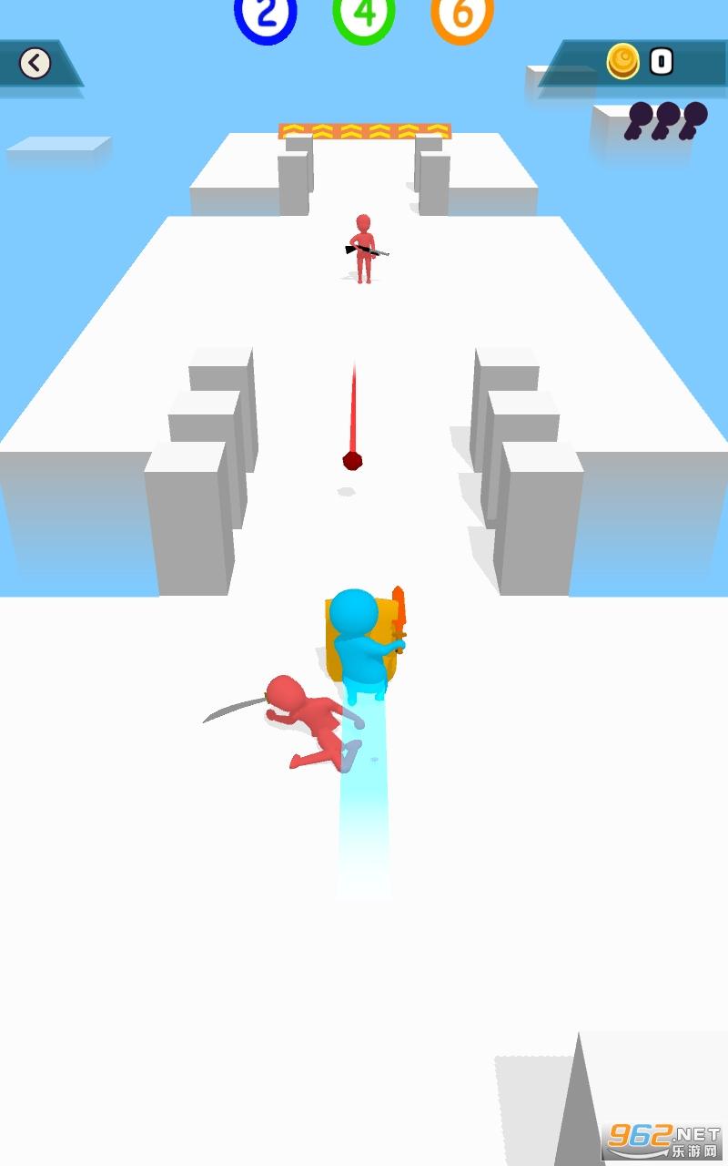 闪光武士2免费版v1.1 无敌版截图2