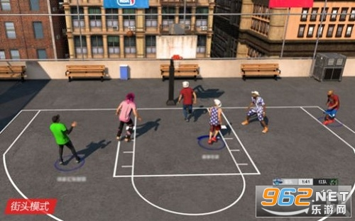 NBA2KOnline2手游版移动云游版截图2