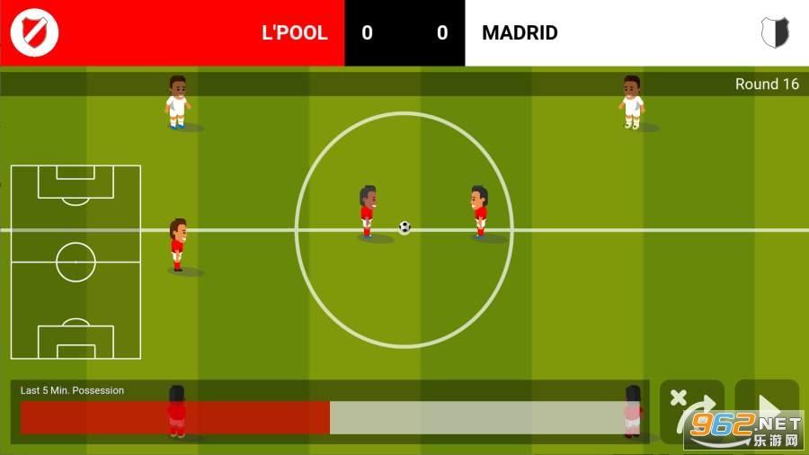 世界足球冠�破解版v2.2 中文版截�D3