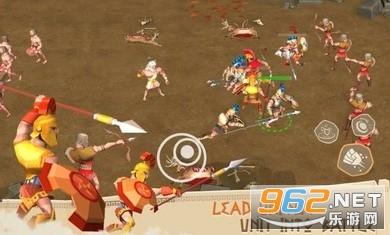 木马战争传奇的斯巴达的崛起中文版v2.0.9免费版截图1