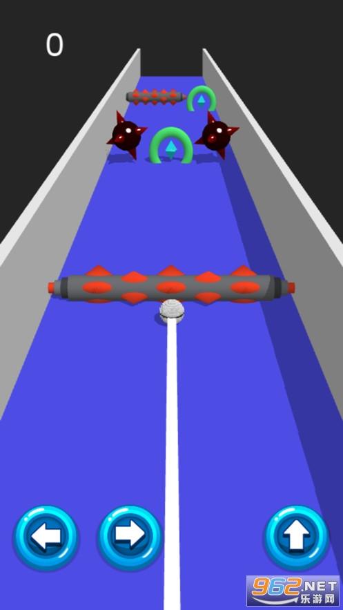 跳球3D跳线攀爬小游戏官方版截图1