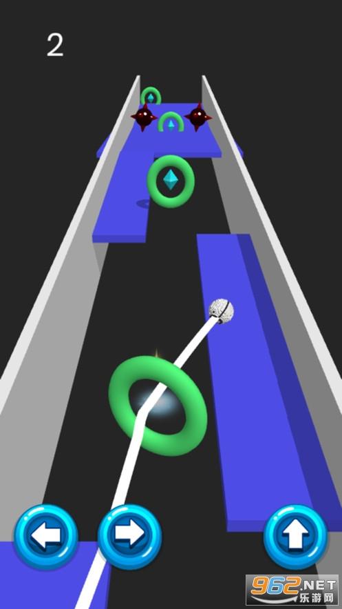 跳球3D跳线攀爬小游戏官方版截图3