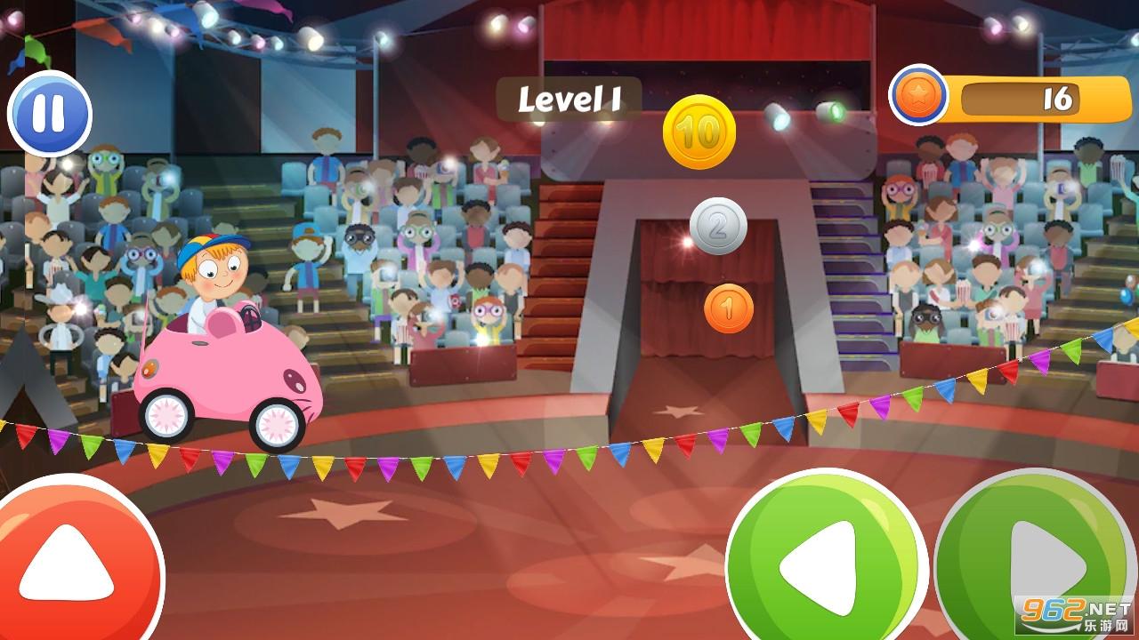 宝宝赛车乐园游戏v3.1.2 破解版截图2