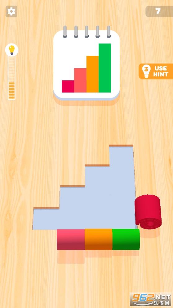 彩色胶卷(Color Roll 3D)v0.53 破解版截图0