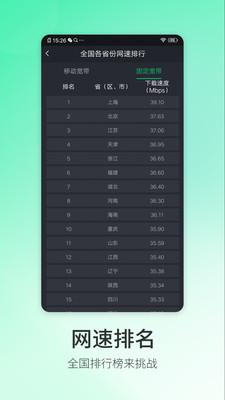 5G测速大师appv1.0.7 最新版截图2