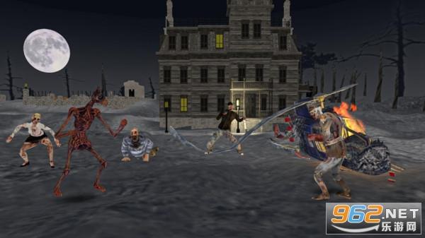警笛头大战僵尸游戏v1.3 破解版截图1