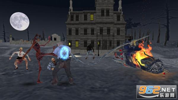 警笛头大战僵尸游戏v1.3 破解版截图2