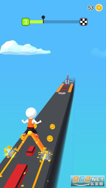 滑行梯大师游戏v1.0小游戏截图2
